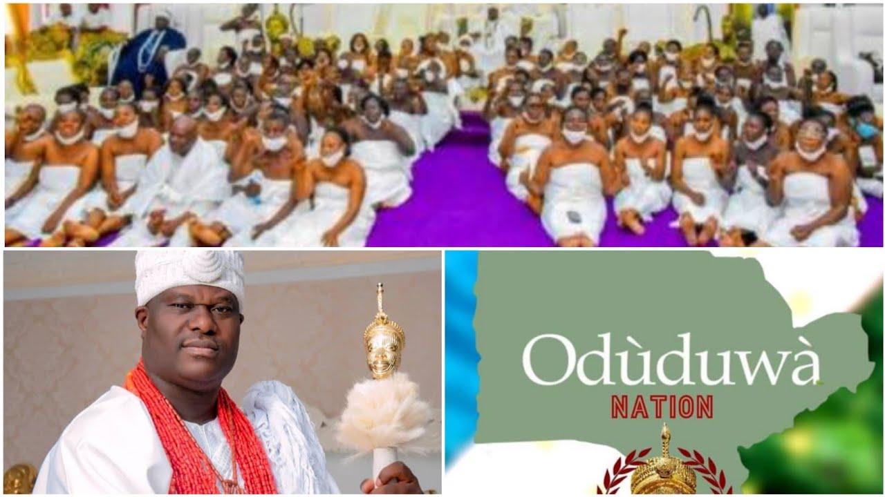 Breaking: Yoruba Women Worldwide Demand For Oduduwa