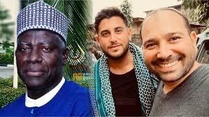 Israel Filmmakers Regain Freedom After 20days In Nigerian Prison